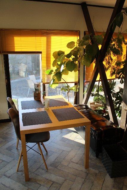at Terraceの座席写真