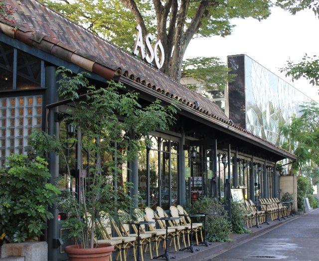 カフェ・ミケランジェロ店舗写真