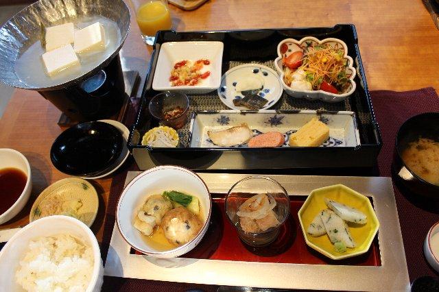 霜月の朝食@レジーナ旧軽