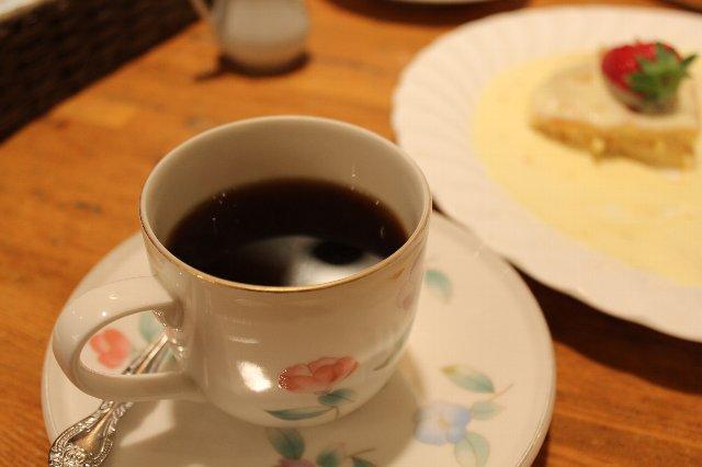 コーヒー@カスタネット