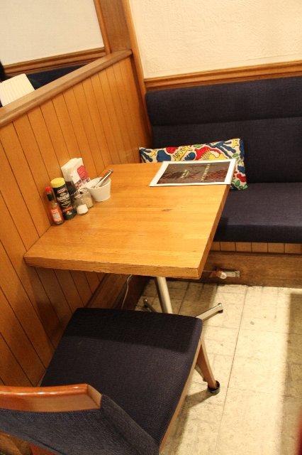 カスタネット座席写真